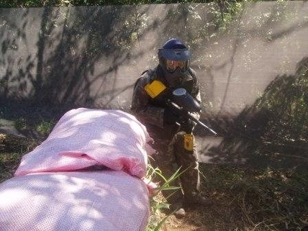 Campo de Paintball