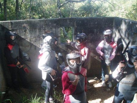 Empresa de Paintball