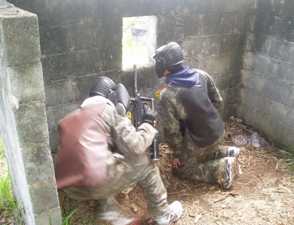 Paintball em Sp