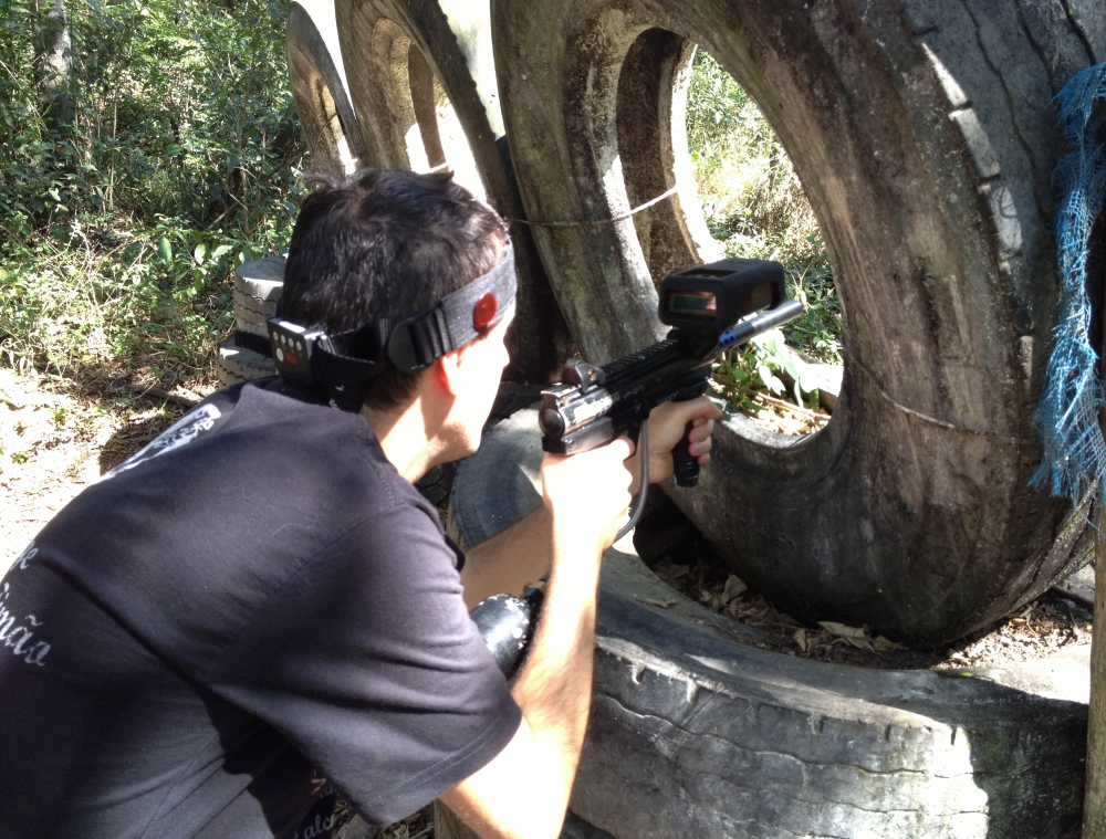 Paintball para Iniciantes